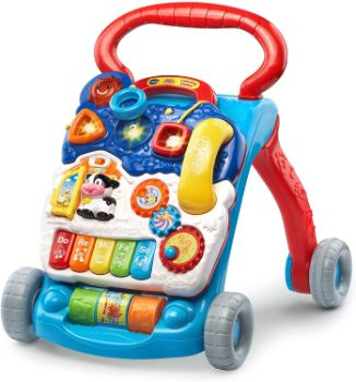 #7 VTech Sit-To-Stand Learning Walker