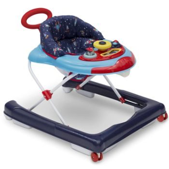 #9 Delta Children First Exploration 2-in-1 Activity Walker