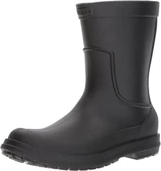 9. Crocs Men's AllCast Rain Boot