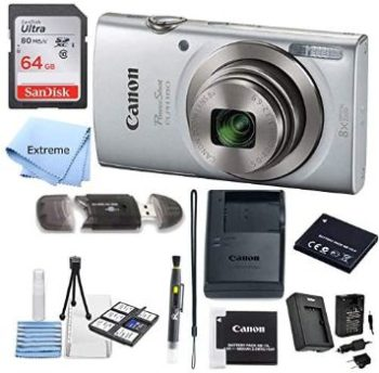 10. Canon PowerShot Digital Camera