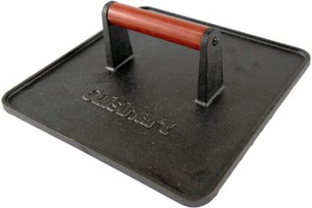 10. Cuisinart CGPR-223 XL Griddle Press
