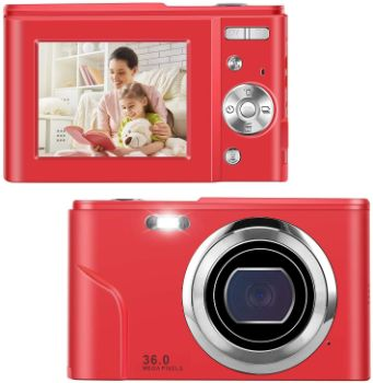 3. IEBRT Ultra HD Digital Camera