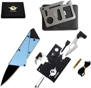 4. Credit Card Multitool Pocket Wallet