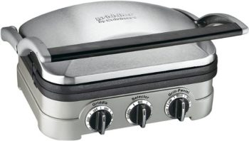 5. Cuisinart GR-4NP1 5-in-1 Griddler