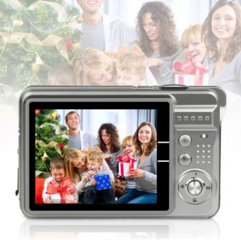 6. HD Mini Digital Cameras