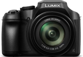 7. Panasonic LUMIX FZ80 4K Digital Camera