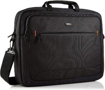 9. AmazonBasics 17.3-Inch HP Laptop Bag