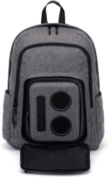 1. Bluetooth Speaker Backpack
