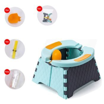 #1. Honboom Portable Potty Training Seat for Toddler