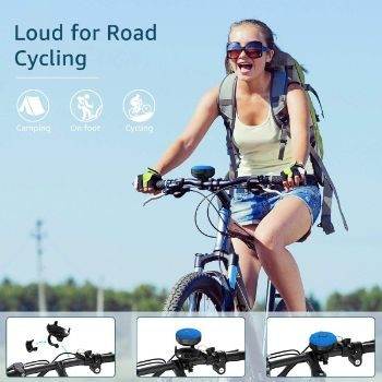 1. Olafus Bluetooth Bike Speaker with Detachable Bicycle Mount