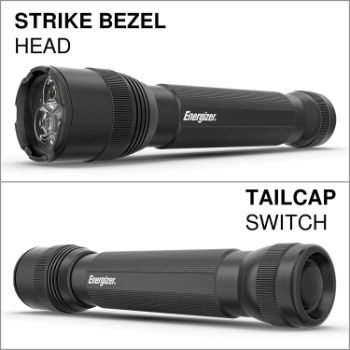2. Energizer 1000 High Lumens LED Flashlights