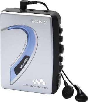 2. Sony WM-EX194 Walkman Stereo