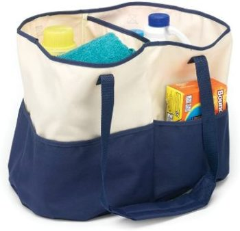 3. Homz All-Purpose Tote Bag