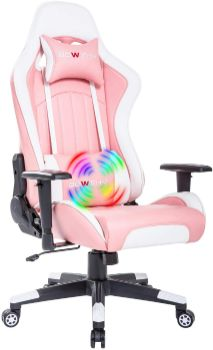 4. Bowthy Racing Style Massage Gaming Chair