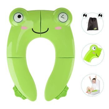#5. Maliton Portable Potty Seat for Toddler Travel