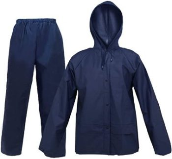 5. Rain Suit for Men And Women
