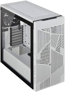 6. Corsair 275R Airflow Tempered Glass Mid-Tower Gaming Case
