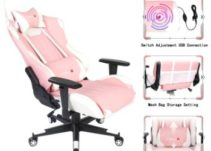 Top 10 Best Pink Gaming Chairs in 2021 Reviews