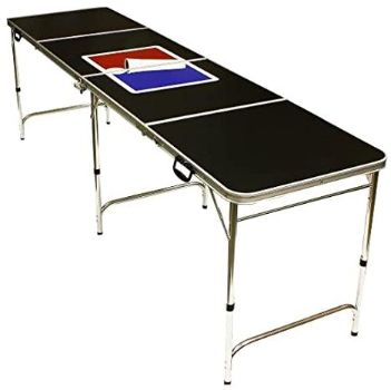 #6. Red Cup Pong Beer Pong Beirut Game Table