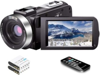 6. Video Camera Camcorder