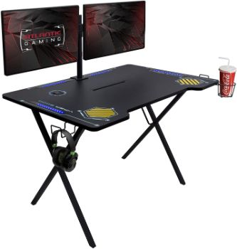 7. Atlantic Gaming Desk, PN33906164