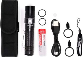 7. ThruNite TC15 2300 Ultra-Bright Flashlight