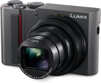 8. PANASONIC LUMIX ZS200 Camera