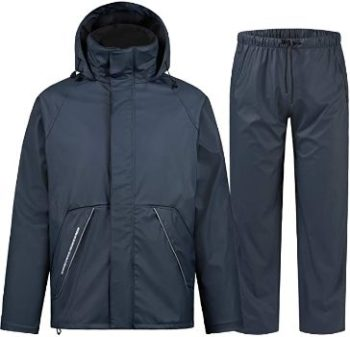 8. Rain Suits for Fishing