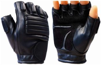 9. WARMEN Fingerless Tactical Gloves