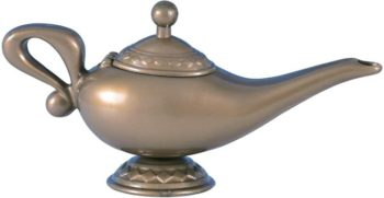 4. Rubie's Genie Lamp Costume Accessory