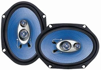 "6. Pyle 6"" x 8"" Car Sound Speaker (Pair)"
