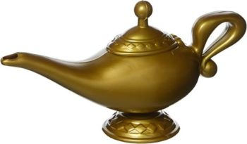 7. Forum Novelties - Genie Lamp Accessory