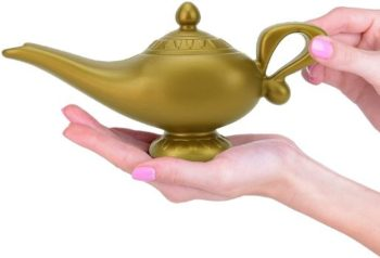 8. Skeleteen Arabian Genie Oil Lamp