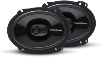 9. Rockford Fosgate P1683 Punch Speaker (Pair)