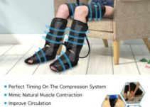 Top 10 Best Air Compression Leg Massagers Reviews in 2021