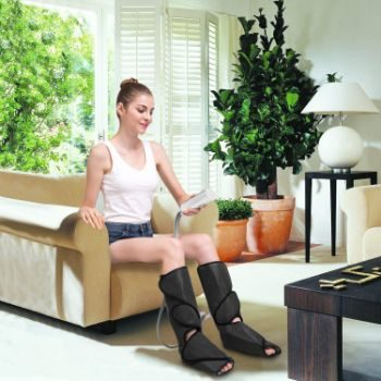 2. QUINEAR Leg Massager for Foot & Calf