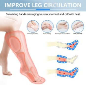 3. CINCOM Foot and Leg Massager