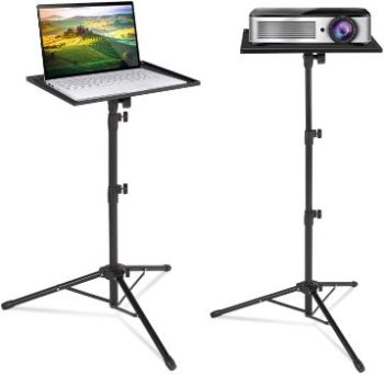 3. Klvied Projector Tripod Stand