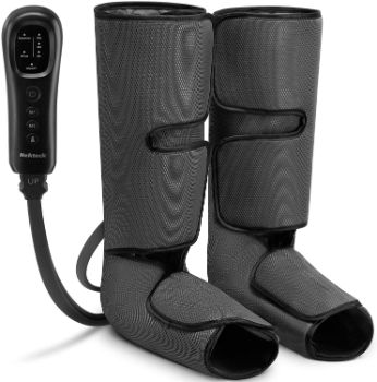 4. Nekteck Leg Massager with Air Compression