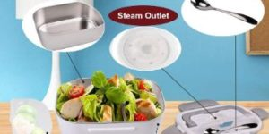 6. U-miss Electric Lunch Box for Car and Home