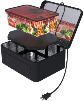 8. Aotto Portable Food Warmer, Mini Oven