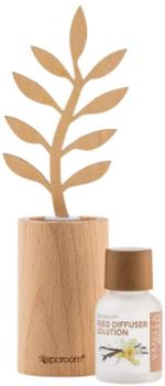 2. SpaRoom Mini Forestations Wooden Reed Diffuser