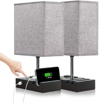 10. Lifeholder Touch Lamp