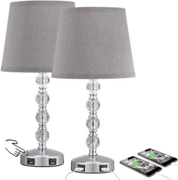 7. Touch Control Table Lamp