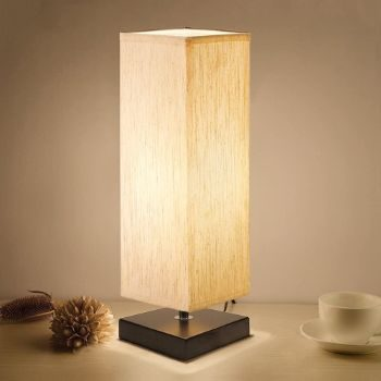 9. Bedside Table Lamp